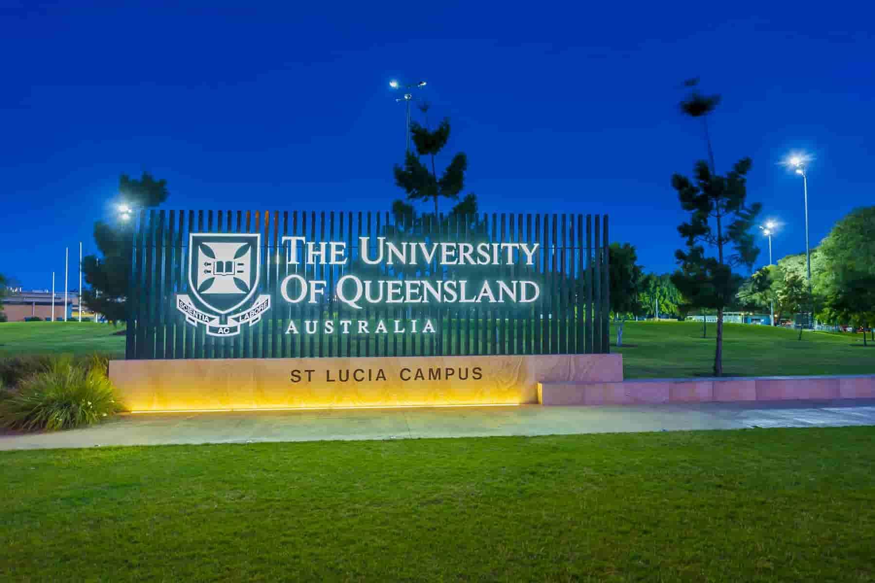منحة جامعة كوينزلاند للحصول على الدكتوراه في أستراليا (ممولة بالكامل)