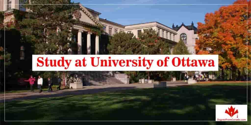 منحة جامعة أوتاوا لدراسة البكالوريوس والماجستير في كندا 2021