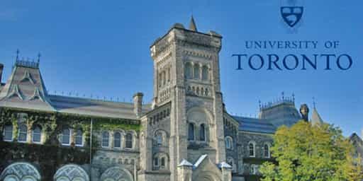 منحة جامعة تورنتو في كندا للطلاب الدوليين للحصول على البكالوريوس 2021