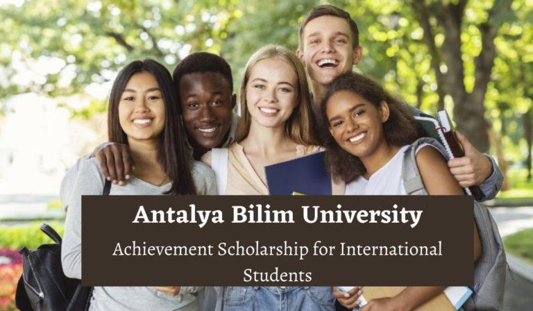 منحة جامعة أنطاليا بيليم لدراسة البكالوريوس في تركيا 2021 (ممولة)