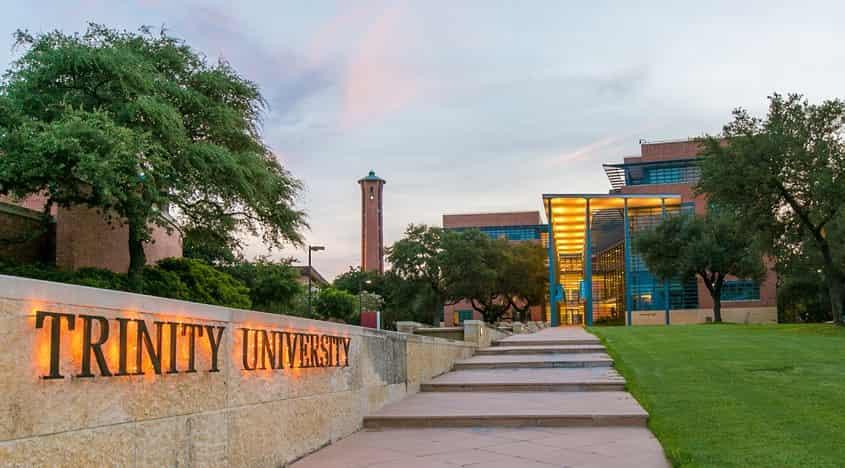 منح جامعة ترينيتي