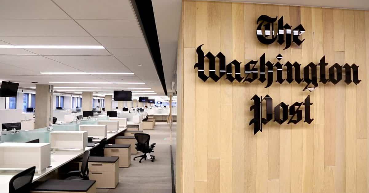احصل الأن على تدريب مدفوع الأجر في صحيفة واشنطن بوست في أمريكا 2021