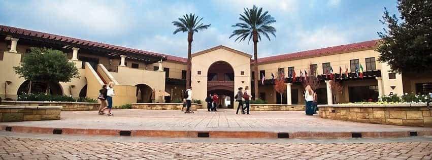 منحة جامعة California Baptist لدراسة البكالوريوس في الولايات المتحدة 2021