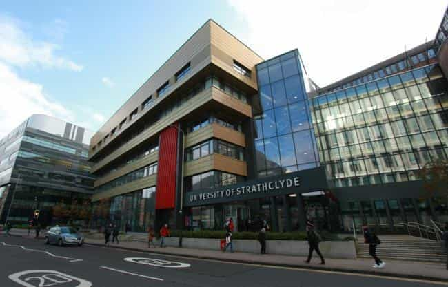منحة جامعة Strathclyde للدراسات العليا في المملكة المتحدة 2021
